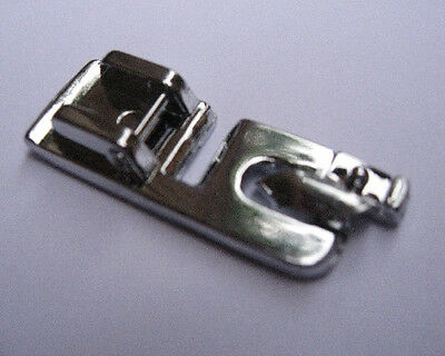 Snap On Rolled Hem Presser Foot 1/8