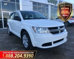 2014 Dodge Journey SE| Low KM| Cloth| CD Player| AUX