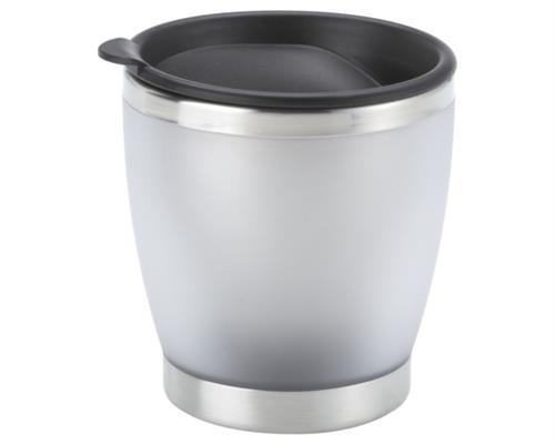 Emsa Isolier-Trinkbecher 'City Cup', 180 ml, silber, 40844
