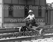 Railroad Hand Car