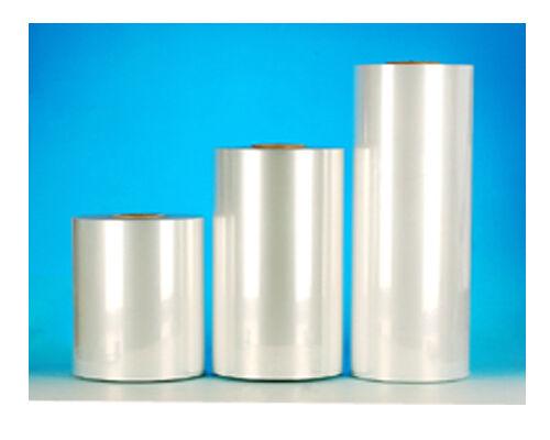 4 Quot 1500 Ft 100 Gauge Pvc Heat Shrink Wrap Tube Tubing Film