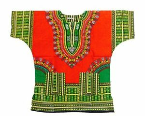 Colorful Dashiki Tunics