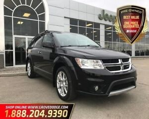 2017 Dodge Journey GT| Leather| Low KM| AWD| Sunroof| Remote Sta