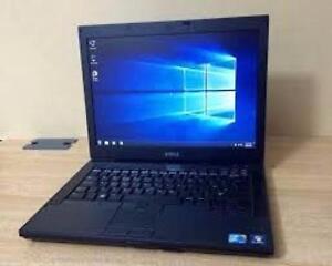 Intel Core i7 Dell Latitude 8gig Ram 128gb SSD WiFi Hdmi Win 7 Laptop $350 Only