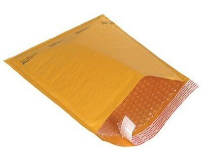 100 0 6.5 X 10 High Quality Kraft Bubble Mailers Padded Envelops