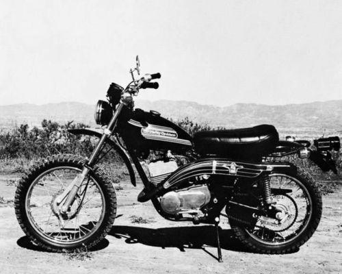 Harley sx 125 manual