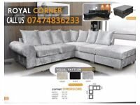 Royal Corner sofa brand new G