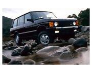 Range Rover County