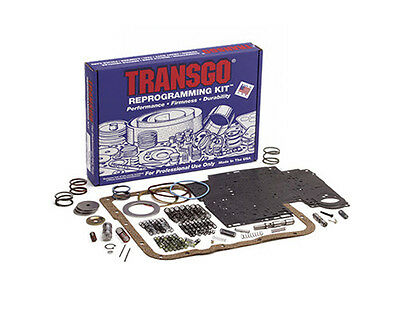 TransGo GM 4L60E 4L65E  Transmission Reprogramming Kit 1993-On (4L60E-HD2)*
