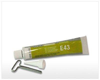 Silikonkleber WACKER Elastosil® E43 RTV-1, transparent 90ml NEU Kleber Silikon