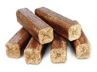 Verdo briquettes firewood heat logs - 1 x 10kg pack
