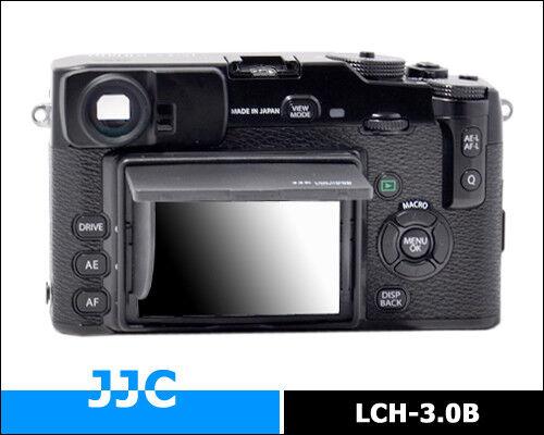 JJC Universal LCD Hood Protector 3.0 for 3.0inch LCD Screen Display DSLR Camera