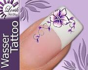 Fingernagel Tattoo