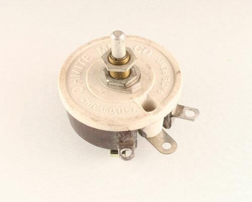 RJS16R OHMITE potentiometer 16 Ohm, 50W Rheostat 50 Watt