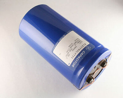 CDE 2000uF 350V Large Can Electrolytic Capacitor 500C202T350BC2B