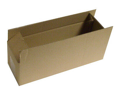 Postal Moving Storage Cardboard Boxes 13.5 x 4 x 4