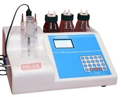 Auto Karl Fischer Titrimeter For Laboratory Best Quality Free Shipping