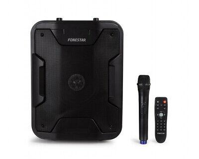 Amplificador Portatil Con Microfono 200w California