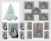Crystal Christmas Decorations