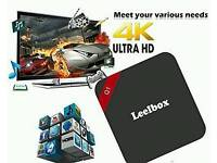 Android tv box + iptv