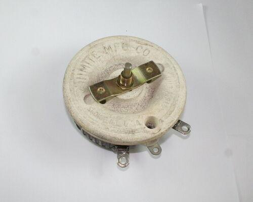 1x 2 Ohm 150W Rheostat Wirewound Resistor Potentiometer 150 Watt 2ohm Ohms