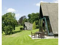Barnsdale Timeshare - waterfront - sleeps 6 - Easter holidays