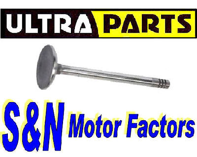 4 x Exhaust Valves - fits Mazda 121 - 1.8 D [Eng. Code- RTJ] (95-97) - (UV18345)