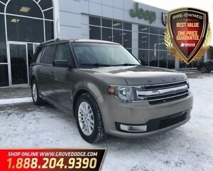 2014 Ford Flex SEL| AWD| Leather| Sunroof| Remote Start