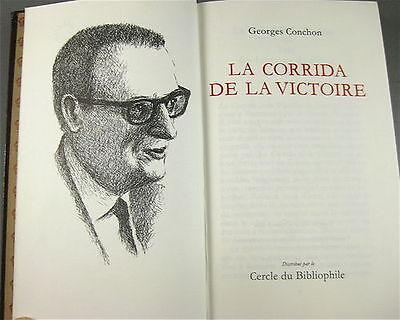 LA CORRIDA DE LA VICTOIRE , ROMAN