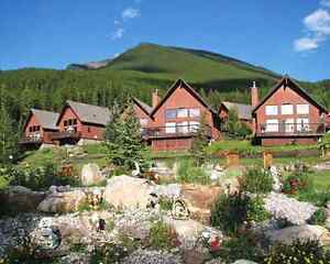 REDUCED!!  Banff Gate Mountain Resort, 1 week