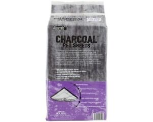 Absorb Plus Charcoal Puppy Pee Pads / Dog training pee pads