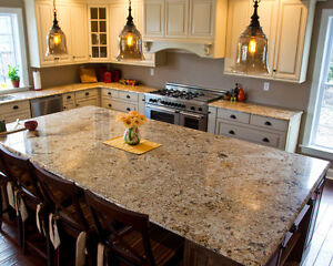 Granite Cleaning & Resealing $280