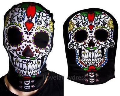 - Sugar Skull Kostüm Zubehör