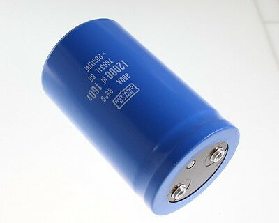 Ucc Brand New 12000uf 160v Large Can Electrolytic Capacitor E36d161lpn123tda5m