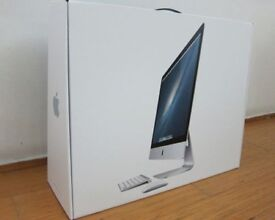 iMac Retina 5K, 27-inch (boxed & in excellent condition)