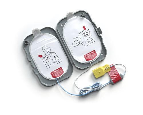 Philips AED HeartStart FRx Training Pads II AED trainer