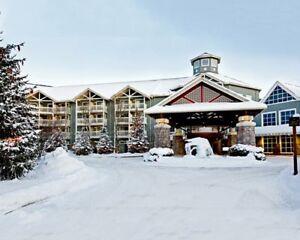 Birchcliff Villas at Deerhurst Resort - New Years Eve
