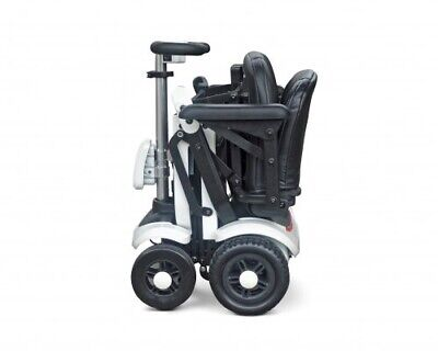 Monarch Solax Genie Manual Folding Mobility Boot Scooter