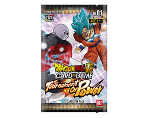Dragon Ball Super Tournament of Power Available Friday