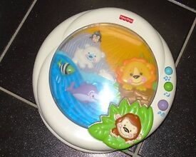 Fisher Price baby cot soother