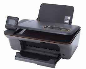 hp Deskjet 3055A wireless printer - used once.