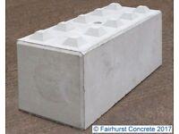 Concrete Lego Blocks / Interlocking Blocks