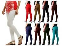 For sale 2 new ladies cotton leggings