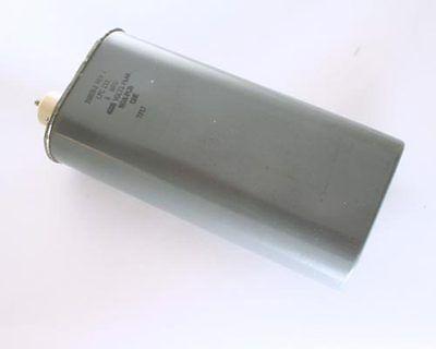 1x 8uf 4000v Dc Peak High Voltage Oil Capacitor 8mfd 4000vdc 4000 Pk Volts