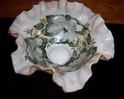Fenton Hand Painted Bowl