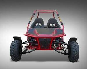 "SYNERGY RED BACK 150CC DUNE BUGGY GO CART ATV ""NEW 2016 MODELS"" Burleigh Heads Gold Coast South Preview"