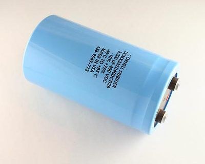 3300uf 400v Large Can Aluminum Electrolytic Capacitor 3300mfd Dc 3300 400vdc
