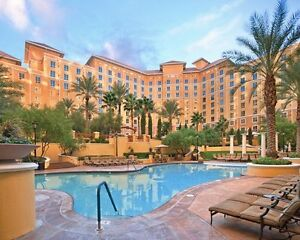 One week vacation at Wyndham Grand Desert- Las Vegas!