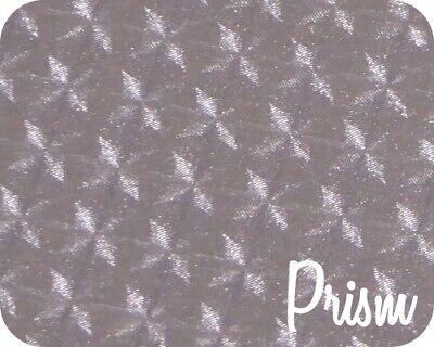 10.5 X 50 Yards - Stahls Fashion-film Electric Htv - Silver Prism