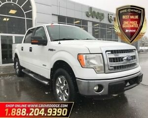 2013 Ford F-150 XLT  Cloth  CD Player  Seats 6  AUX